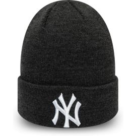 New Era MLB HEATHER ESSENTIAL KNIT NEW YORK YANKEES - Мъжка зимна шапка
