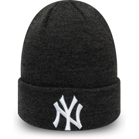 Pánska zimná čiapka - New Era MLB HEATHER ESSENTIAL KNIT NEW YORK YANKEES - 1