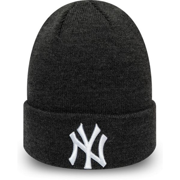 New Era MLB HEATHER ESSENTIAL KNIT NEW YORK YANKEES - Pánska zimná čiapka