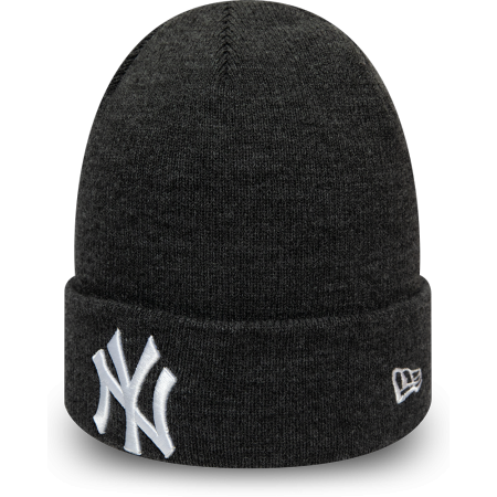 Pánska zimná čiapka - New Era MLB HEATHER ESSENTIAL KNIT NEW YORK YANKEES - 2