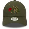 Dámská klubová kšiltovka - New Era 9FORTY MLB WMNS TWINE NEW YORK YANKEES - 2