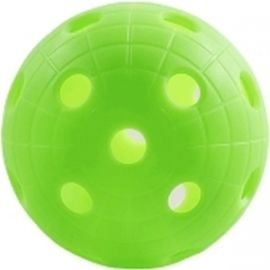 Unihoc BALL CRATER GRASS GREEN - Minge de floorball