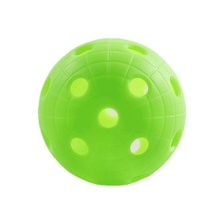 Unihoc BALL CRATER GRASS GREEN - Флорболова топка