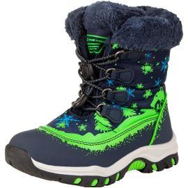 ALPINE PRO TREJO - Detská zimná obuv