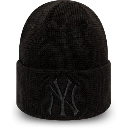 Dámska zimná klubová čiapka - New Era MLB WMNS LEAGUE ESSENTIAL CUFF KNIT NEW YORK YANKEES - 1