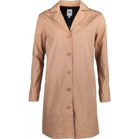 Vans WM CALI NATIVE COAT TUSCANY - Dámsky jarný kabát