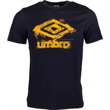 Umbro SCUFF LOGO GRAPHIC TEE - Pánské triko