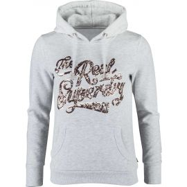 Superdry THE REAL TONAL SEQUIN ENTRY HOOD
