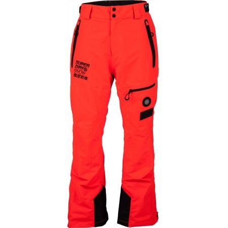 Superdry SD PRO RACER RESCUE PANT - Pantaloni schi bărbați