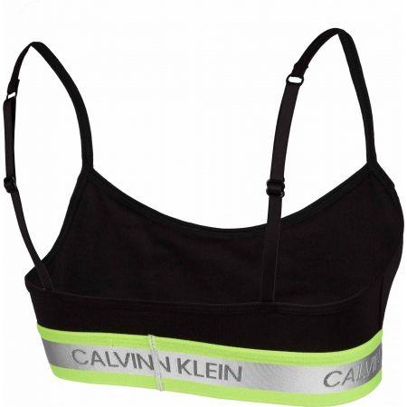 Dámska podprsenka - Calvin Klein UNLINED BRALETTE - 3