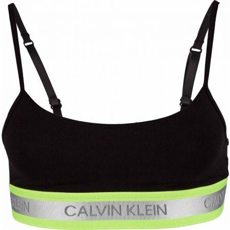 Calvin Klein UNLINED BRALETTE - Dámska podprsenka