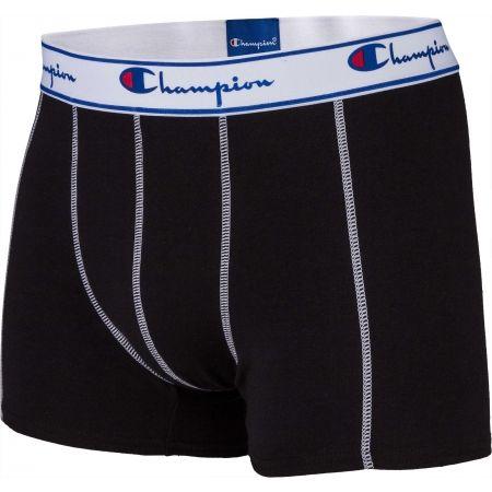 Pánske boxerky - Champion BOXER CHAMPION X3 - 4