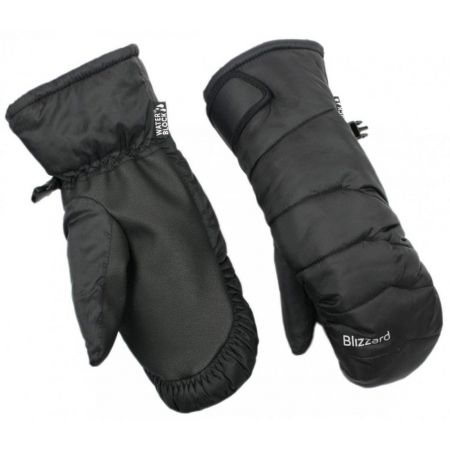 Rukavice - Blizzard VIVA MITTEN SKI GLOVES BLACK - 2