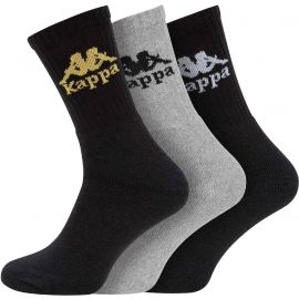 Kappa AUTHENTIC AILEL 3P - Socks