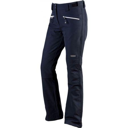 Dámske softshellové lyžiarske nohavice - TRIMM VASANA - 1