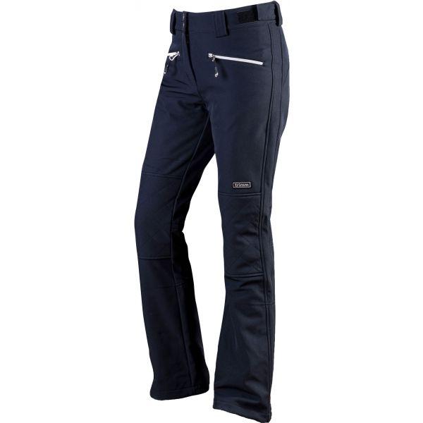TRIMM VASANA - Dámske softshellové lyžiarske nohavice