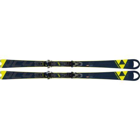 Ски за спускания - Fischer RC4 WC SC RT + RC4 Z12 PR - 4