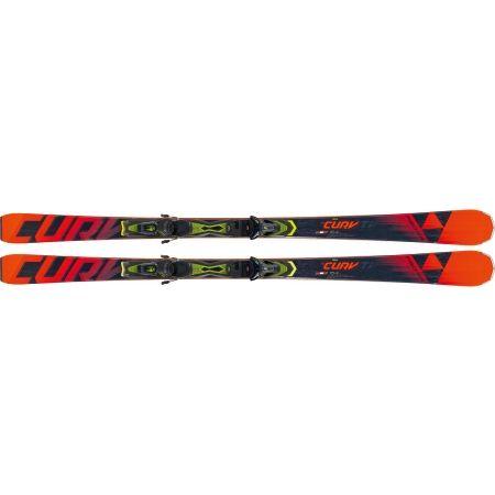 Sjezdové lyže - Fischer RC4 THE CURV TI AR + RC4 Z11 PR - 2