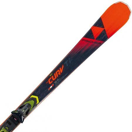 Sjezdové lyže - Fischer RC4 THE CURV TI AR + RC4 Z11 PR - 1