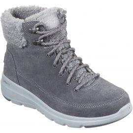 Skechers GLACIAL ULTRA - Dámské zimní boty