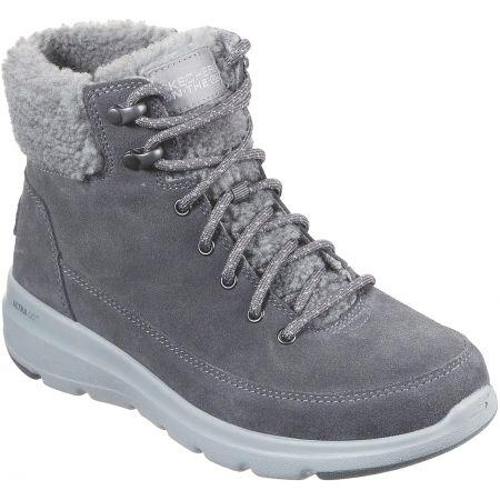 Dámské zimní boty - Skechers GLACIAL ULTRA - 1