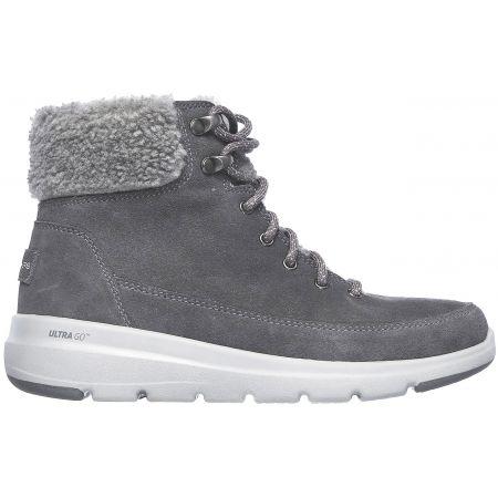 Dámské zimní boty - Skechers GLACIAL ULTRA - 3
