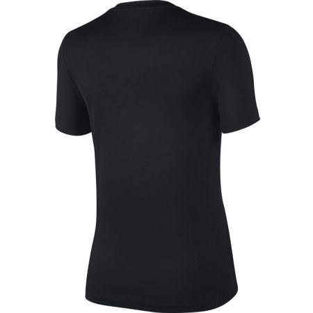 Koszulka treningowa damska - Nike TOP SS VCTY ESSENTIAL W - 2