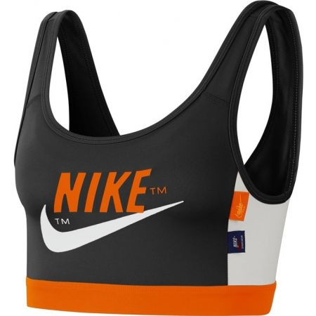 Dámska športová podprsenka - Nike SWOOSH ICNCLSH BRA PAD - 1