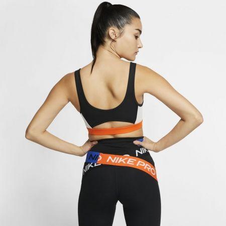 Dámska športová podprsenka - Nike SWOOSH ICNCLSH BRA PAD - 4