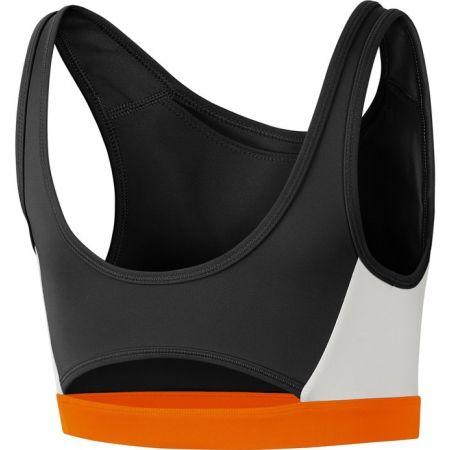 Dámska športová podprsenka - Nike SWOOSH ICNCLSH BRA PAD - 2