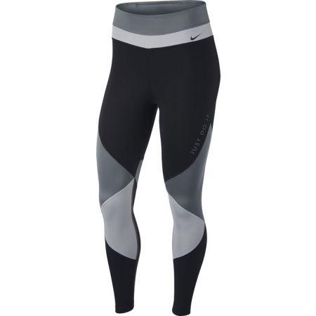 Nike ONE TGHT 7/8 CLRBK W - Legginsy damskie