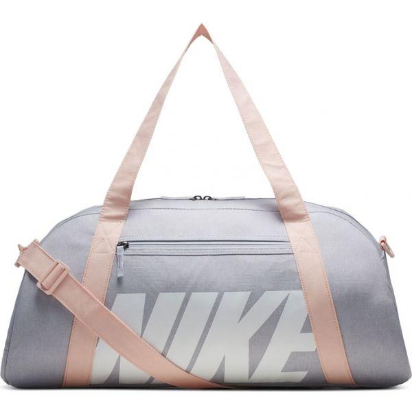 Nike GYM CLUB W sivá UNI - Dámska tréningová taška