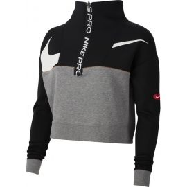Nike DRY GT FT FLC TOP ICNCLSH - Women's sweatshirt