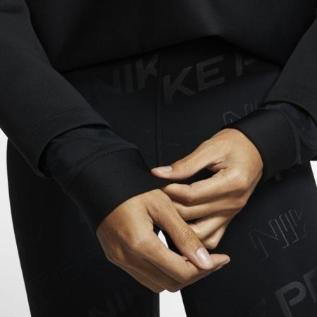 Női pulóver - Nike NP CLN FLC HOODIE W - 4