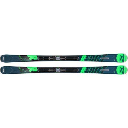 Pánské sjezdové lyže - Rossignol REACT R4 SPORT CA+XPRESS 10 - 5
