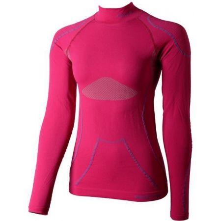 Дамска функционална блуза - Mico NECK SHIRT WARMSKIN