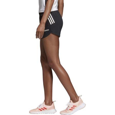 Дамски къси панталони - adidas W D2M 3S KT SHT - 5