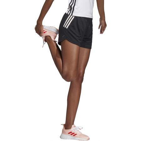 Дамски къси панталони - adidas W D2M 3S KT SHT - 6