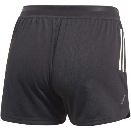 Дамски къси панталони - adidas W D2M 3S KT SHT - 2