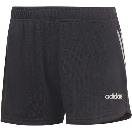 Дамски къси панталони - adidas W D2M 3S KT SHT - 1