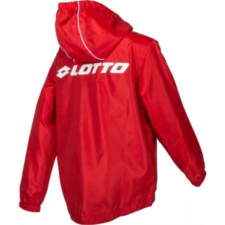 Chlapčenská  športová bunda - Lotto DELTA PLUS JR JACKET WN PL - 3