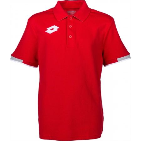 Lotto POLO DELTA JR - Tricou polo băieți