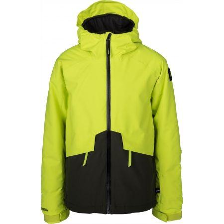 Chlapčenská lyžiarska/snowboardová bunda - O'Neill PB QUARTZITE JACKET - 1