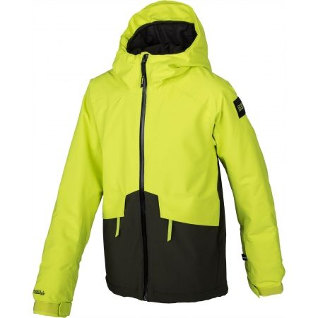Chlapčenská lyžiarska/snowboardová bunda - O'Neill PB QUARTZITE JACKET - 2