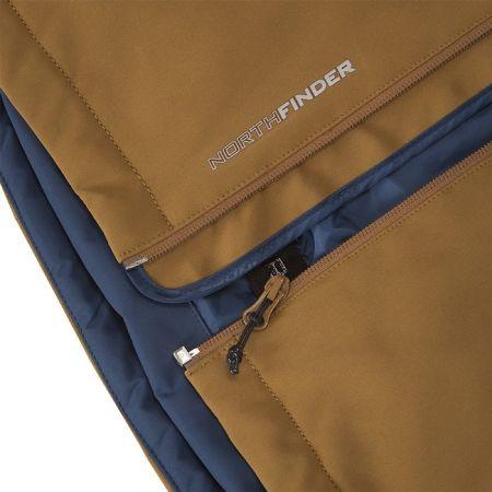 Pánská lyžařská bunda - Northfinder ECHO - 9
