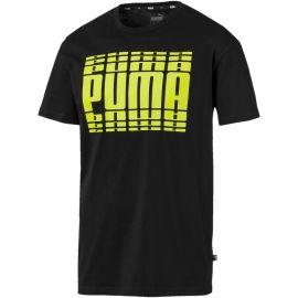 Puma REBEL BOLD TEE - Pánske tričko