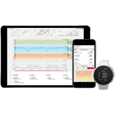 Multisportovní hodinky s GPS a záznamem tepové frekvence - POLAR VANTAGE V - 5