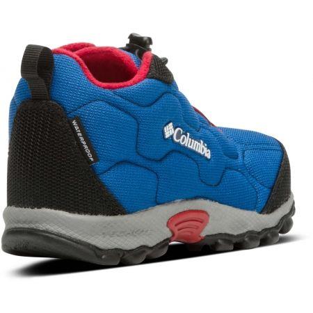 Detská treková obuv - Columbia CHILDRENS FIRECAMP MID 2 WP - 5