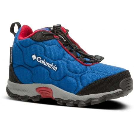 Columbia CHILDRENS FIRECAMP MID 2 WP - Kids' trekking shoes