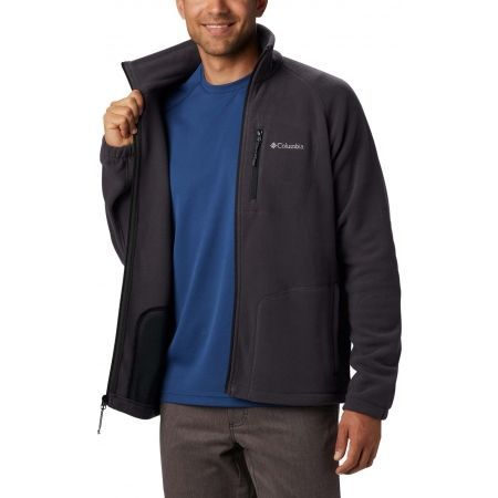 Мъжки суитшърт - Columbia FAST TREK II FULL ZIP FLEECE - 2